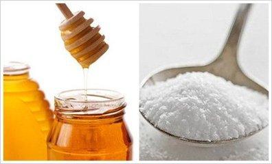 蜂蜜加盐能祛痘吗