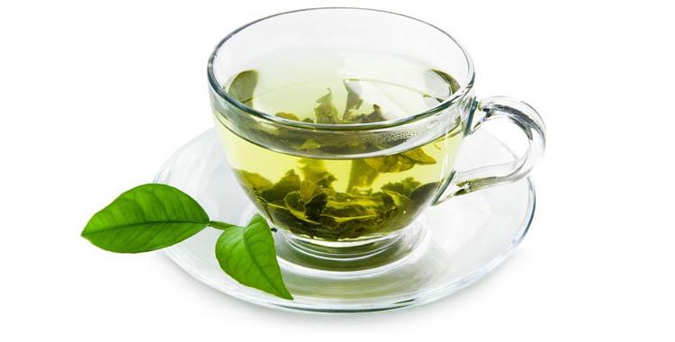 绿茶在皮肤上的应用
