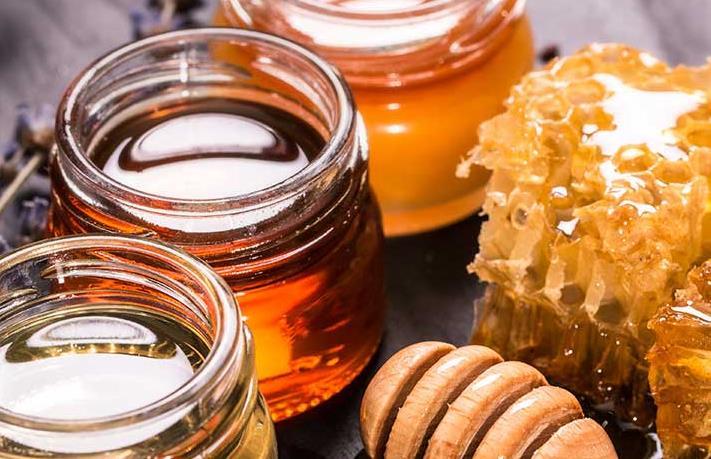 蜂蜜祛痘印