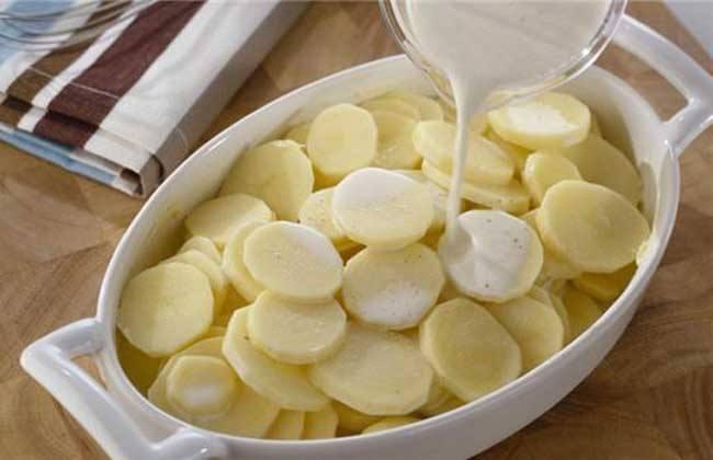 土豆美白面膜